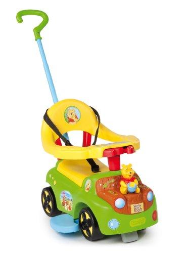445002 Smoby - Winnie the Pooh, Coche de juguete