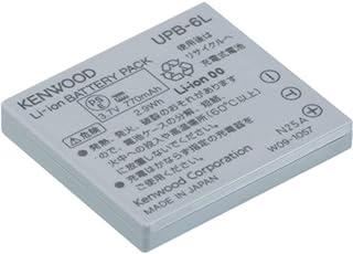 リチウムイオンバッテリーパック UPB-6L