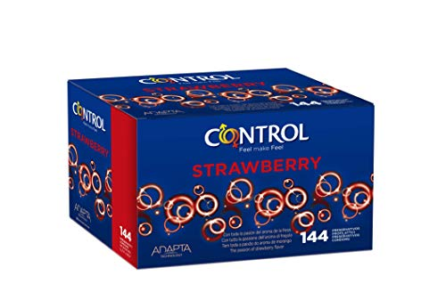 CONTROL mannelijk condoom in safer sex per stuk verpakt (1 x 0,51 g)