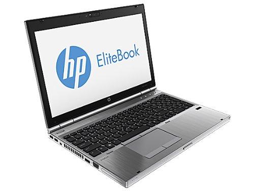 HP B6Q00EA#ABD EliteBook 8570P 39,6 cm (15,6 Zoll) Laptop (Intel Core i5 3360M, 2,8GHz, 4GB RAM, 500GB HDD, Intel HD 4000, DVD, Win 7 Pro) schwarz