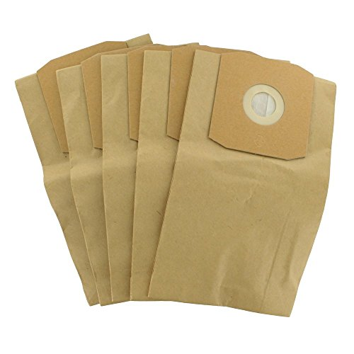 Europart bolsas paja de papel compatibles VB166'Daewoo RC300' (paquete de 5),
