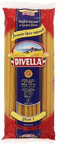 Divella Speciali 001 Zitoni - 500 gr
