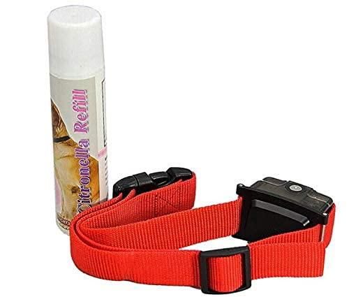 Nachfüllspray für Hunde Sprühhalsband, geeingnet für Antibell-Halsband .Komplettes Set verfügbar,Umweltfreundliches Spray