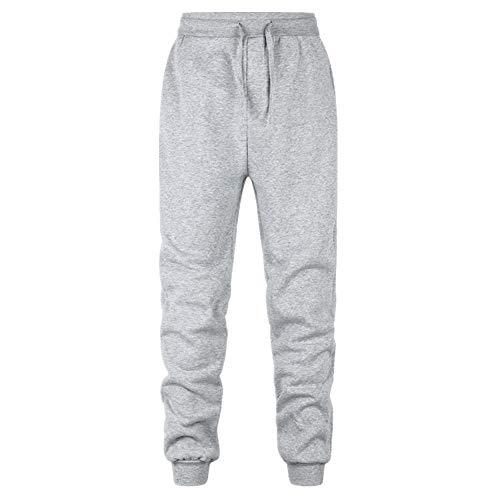 N\P Primavera y Otoño Pantalones de Jogging de los Hombres de la Ropa Deportiva de Jogging Pantalones de Jogging Pantalones de Chándal