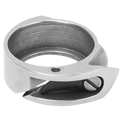 Gancho de enlace de costura, Gancho de transporte de bobina pequeña 8603 8654 para Singer 29K Class Máquina de coser para costura industrial Punto de unión de accesorios