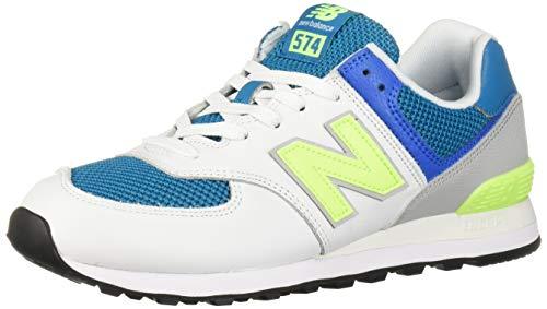 New Balance Mens 574 Pebbled Sport Sneaker