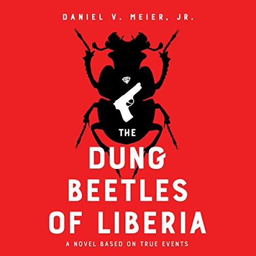『The Dung Beetles of Liberia』のカバーアート