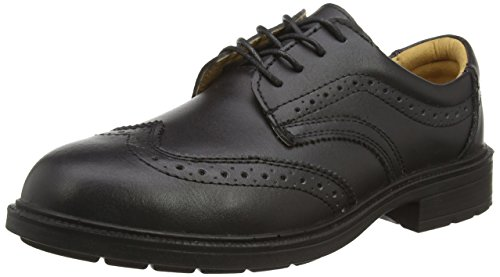 Amblers Steel FS44 Safety Brogue / Mens Shoes / Safety Shoes (9 UK) (Black)