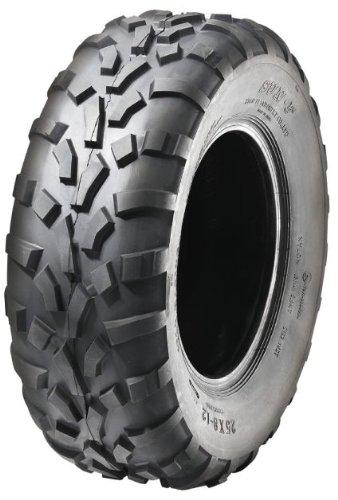 25 x 8.00–12 Sun-F A – 010 pneus avec des strass Autorisation Quad ATV 42J