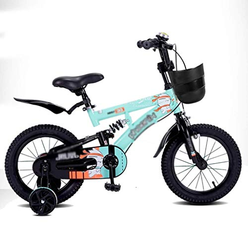 Review Of ZCHAN Children's Bicycle,Kids Bike with Training Wheels for Girls & Boys, 14 16 18Inch,C...