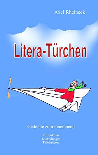 Litera-Türchen: Gedichte zum Feierabend (German Edition)