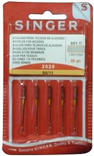 Singer Regular Point Needles- Size 11