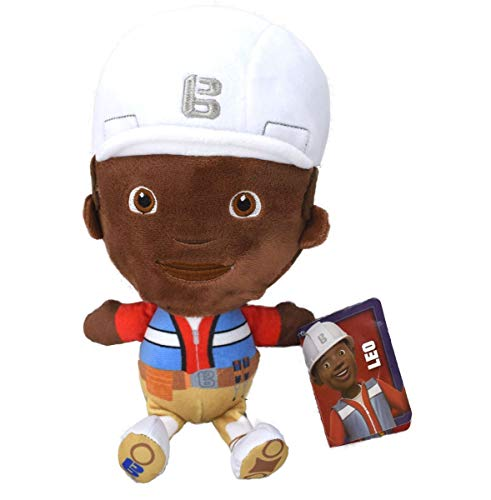 Marabella Bob der Baumeister Leo Plüsch Plüschfigur Kuscheltier Puppe Teddy 28cm