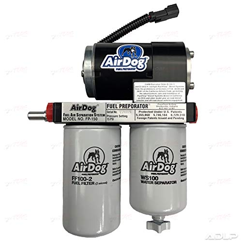 Airdog Lift Pump Filter A4SPBC089 Compadible with: (2011-2014) 6.6 L Duramax Diesel 150 GPH