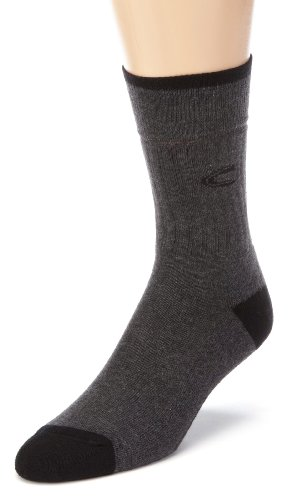camel active Herren Socken 2 er Pack 6510 / camel active sportsocks 2 pack, Gr. 43-46, Grau (anthracite mottled 620)