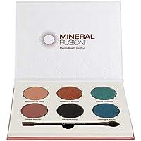 Mineral Fusion Velvet Eye Shadow Palette