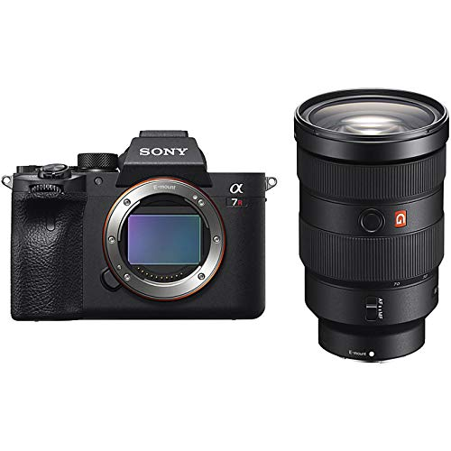 Learn More About Sony Alpha a7R IV Mirrorless Digital Camera with 24-70mm f/2.8 Lens Kit (ILCE7RM4/B...