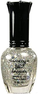 Kleancolor Nail Lacquer Silver Star 31