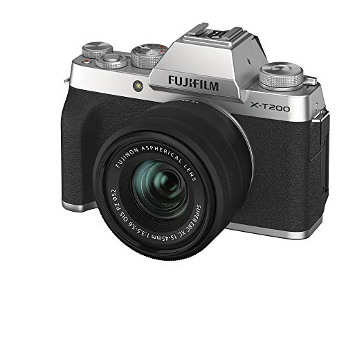 FUJIFILM(富士フイルム)『FUJIFILMX-T200』