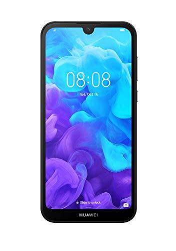 """Huawei Y5 2019, 16GB, 2GB, 5.71"""" Dewdrop Display with Faux..."""