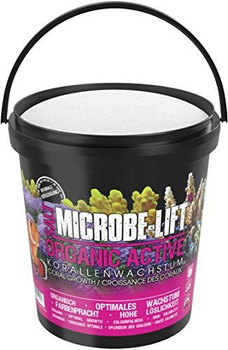 MICROBE-LIFT Organic Active - Meersalz für farbenprächtige Korallen und verbessertes Wachstum, 20 kg