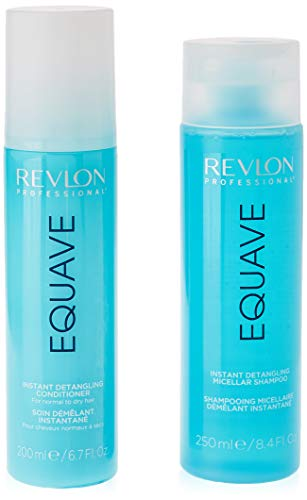 Revlon Equave Pflegeset Hydro Conditioner & Shampoo, 450 ml