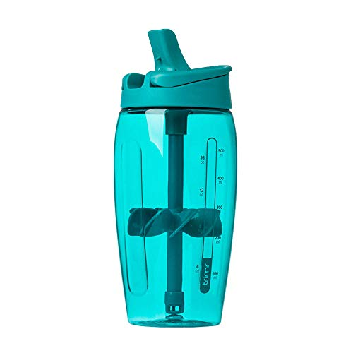 CINBOS Protein Shaker Mixer Bottle Gym Fitness and Diet Cup Men's Sports Water Cup700 ml (Blue)