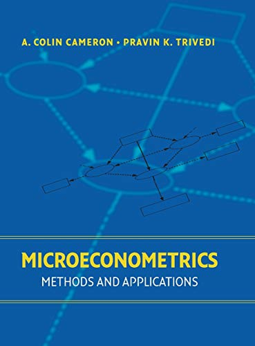 Microeconometrics: Methods and Applicationsの詳細を見る