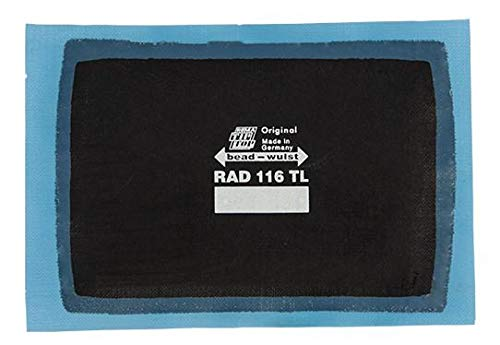 """Rema Tip Top Radial Patch RAD 116 (2 5/8"""" x 4"""") 1 Ply"""