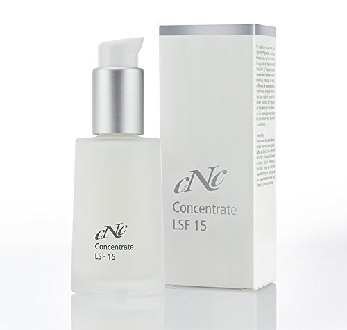 CNC Cosmetics White Secret Concentrate LSF 15, 30 ml
