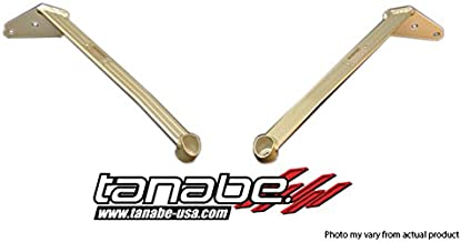 Tanabe DU0011R Sustec Rear Underbrace for 1995-1998 Nissan 240SX S14-2 piece