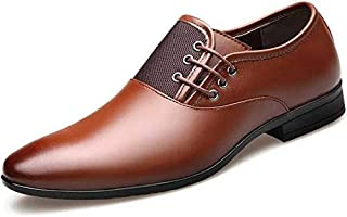 T-Rock Men's Stylish & Partywear Official College Formal Shoes