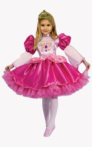 Dress Up America Kleines Mädchen Graceful Ballerina Kostüm