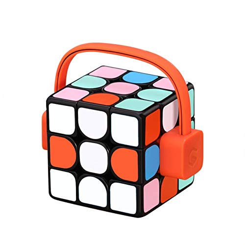 para Mijia Giiker Super Smart Connection App Control Remoto Magic Cube Puzzles Juguetes educativos-Multicolor (BCVBFGCXVB)