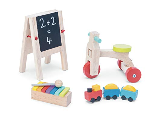 Le Toy Van - Wooden Play Time Do...