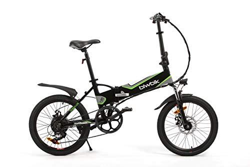 Vélo électrique Pliant Mod. Traveller (Noir...