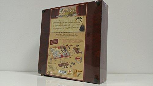 Mombasa Holzbox (limitierte Auflage) - deutsche Version