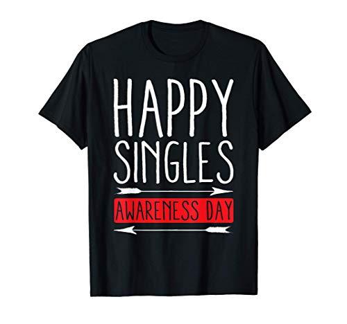 Escoge conciencia feliz Febrero Día 14 Amor Recuerdos humor Camiseta