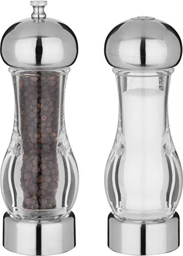 Trudeau Pepper Mill and Salt Shaker Set