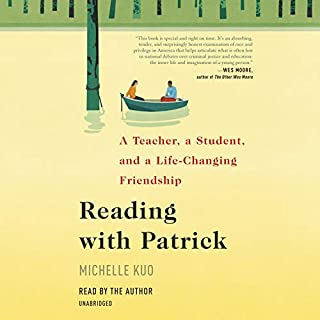 Reading with Patrick audiobook cover art