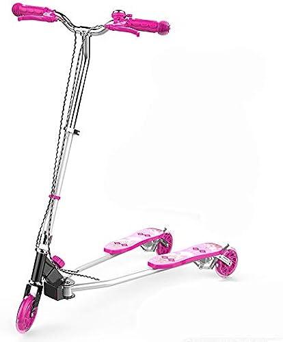 aquí tiene la última Scooter para para para Niños Patinete de tres ruedas Scooter de rana para Niños Tijera grande de dos patas  wholesape barato
