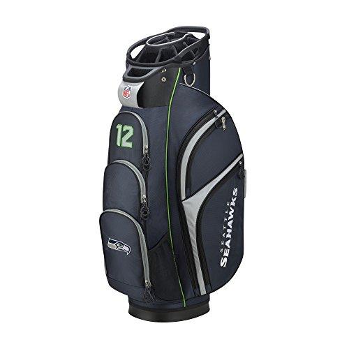 Wilson Seattle Seahawks Golf Cart Bag
