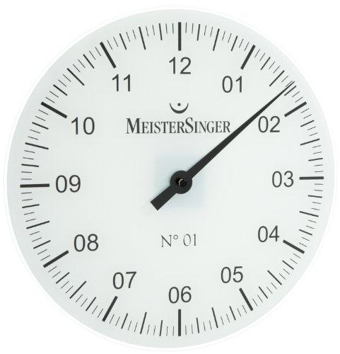 MeisterSinger Wanduhr Analog WU01