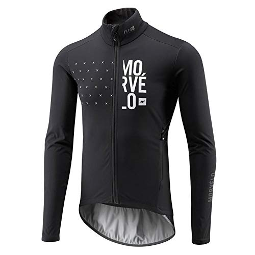 Cycling top Spring/Autumn Men s Maillots Ciclismo Long Sleeve Cycling Jersey Shirts Mountain Bike Tops Clothing Jersey Hyococ (Color : Jersey Shirt 5, Size : XS)