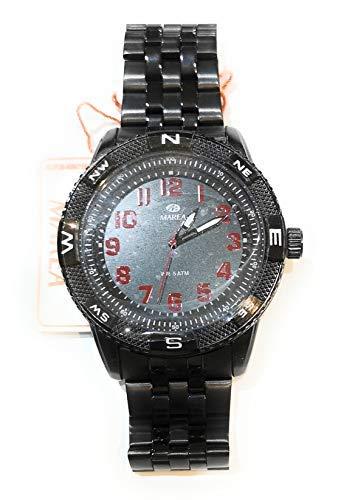 Reloj MAREA Army Negra Esfera Negra Digital