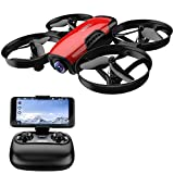 Best Drone For Kids - SANROCK U61W Drone with Camera for Kids Review