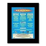 Music Ad World Mini-Poster, Motiv Lesefest – 1998 –