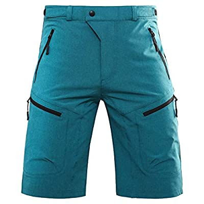 Hiauspor MTB-Shorts-Mountain-Bike-Short