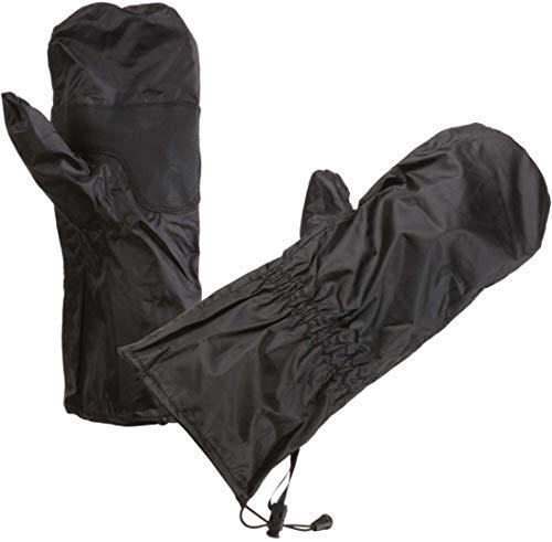 Modeka Regenhandschuhe - schwarz Größe L