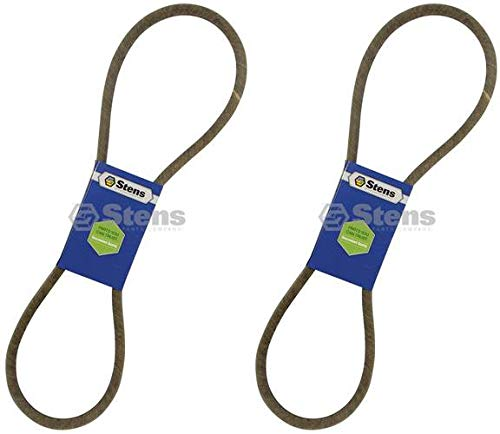 Stens 2 Pack 266-183 OEM Replacement Belt Fits Murray 37X111MA